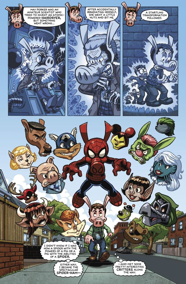 Shit King và 6 quái nhân có năng lực dị hợm, nhảm nhí nhất từng xuất hiện trong thế giới Marvel - Ảnh 7.