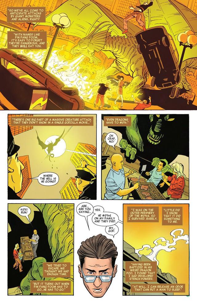 Shit King và 6 quái nhân có năng lực dị hợm, nhảm nhí nhất từng xuất hiện trong thế giới Marvel - Ảnh 9.