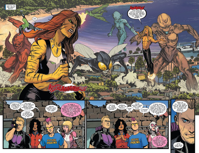 Shit King và 6 quái nhân có năng lực dị hợm, nhảm nhí nhất từng xuất hiện trong thế giới Marvel - Ảnh 11.