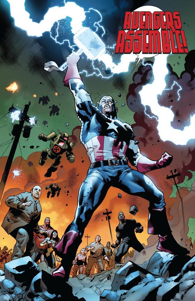 Không cần phải là Thor, chỉ cần biết 7 cách này bạn cũng có thể nâng được Búa Thần Mjolnir một cách dễ dàng - Ảnh 2.