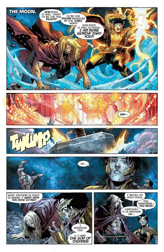 Không cần phải là Thor, chỉ cần biết 7 cách này bạn cũng có thể nâng được Búa Thần Mjolnir một cách dễ dàng - Ảnh 3.
