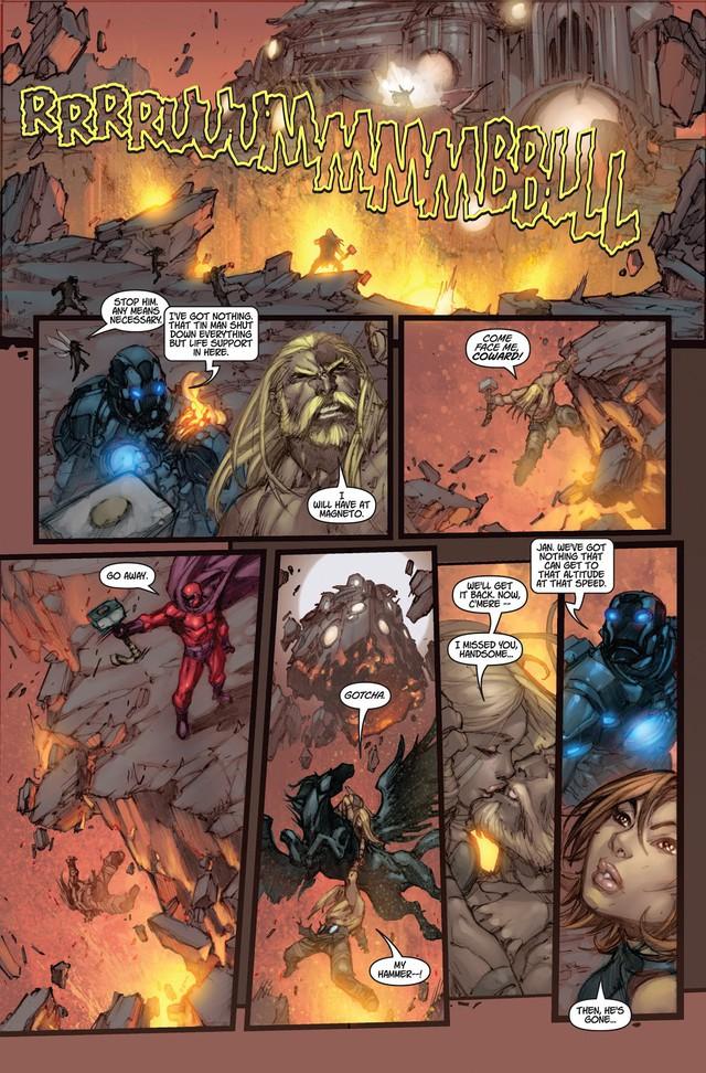 Không cần phải là Thor, chỉ cần biết 7 cách này bạn cũng có thể nâng được Búa Thần Mjolnir một cách dễ dàng - Ảnh 13.