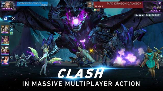 Aion Legions Of War - Game mobile hành động ấn tượng ra mắt bản tiếng Anh - Ảnh 2.