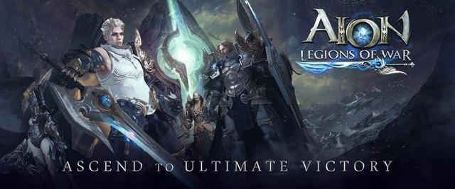 Aion Legions Of War - Game mobile hành động ấn tượng ra mắt bản tiếng Anh - Ảnh 4.