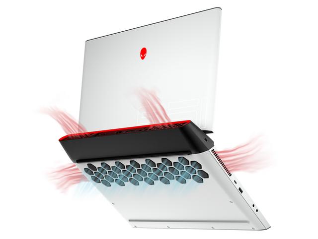 [CES 2019] Dell trình làng laptop Alienware Area m51 với cấu hình khủng, thiết kế cyberpunk, giá từ 2.550 USD - Ảnh 9.