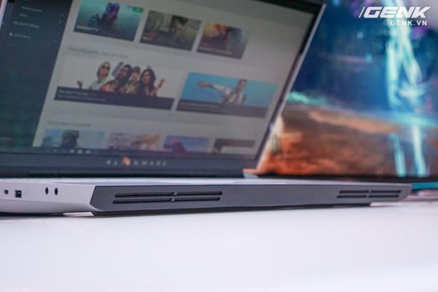 [CES 2019] Dell trình làng laptop Alienware Area m51 với cấu hình khủng, thiết kế cyberpunk, giá từ 2.550 USD - Ảnh 11.