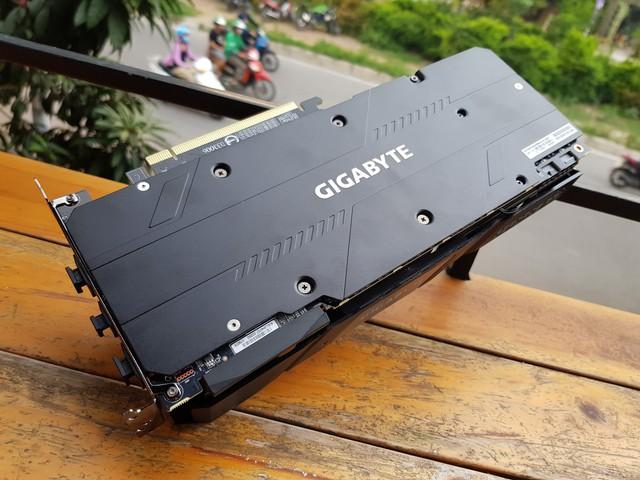 Gigabyte RTX 2070 SUPER không chỉ khiến đối thủ phải lo lắng mà còn cả người anh em chung nhà cũng phải chào thua - Ảnh 4.