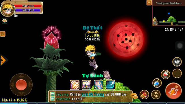 """Naruto: Sharingan và 6 """"nhãn thuật"""" siêu khủng bố trong thế giới nhẫn giả - Ảnh 8."""