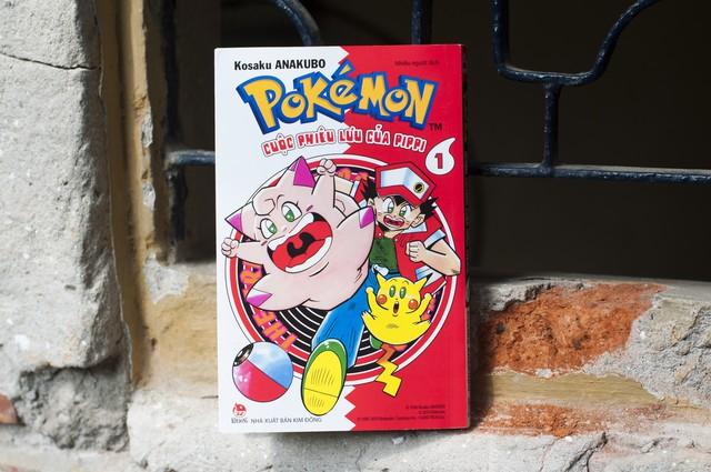 Siêu phẩm tấu hài Pokemon Pippi đã trở lại, hen gặp bạn đọc ngay đầu tháng 10 này! - Ảnh 1.
