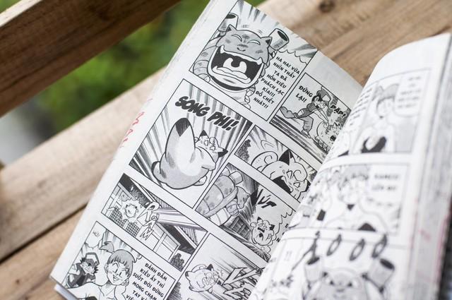 Siêu phẩm tấu hài Pokemon Pippi đã trở lại, hen gặp bạn đọc ngay đầu tháng 10 này! - Ảnh 6.
