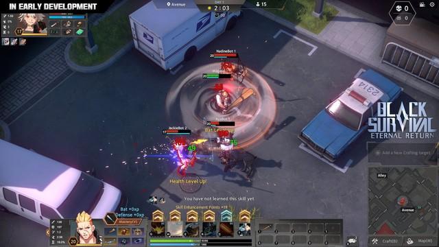 Xuất hiện tựa game battle royale đậm chất hành động đồ họa hoạt hình cực đẹp lại còn cho chơi miễn phí hoàn toàn - Ảnh 2.