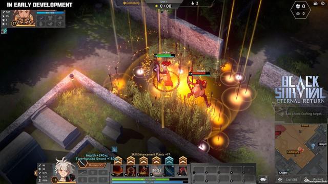 Xuất hiện tựa game battle royale đậm chất hành động đồ họa hoạt hình cực đẹp lại còn cho chơi miễn phí hoàn toàn - Ảnh 3.