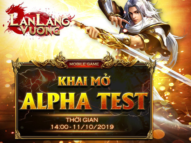 Game tiên kiếm hiệp máu lửa Lan Lăng Vương Mobile ra mắt chính thức ngày 11/10 - Ảnh 1.