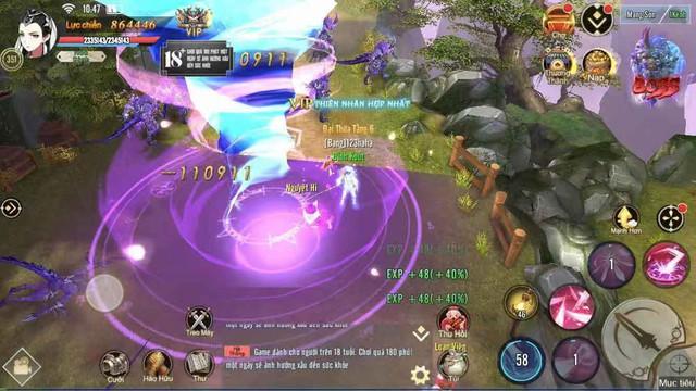 Game tiên kiếm hiệp máu lửa Lan Lăng Vương Mobile ra mắt chính thức ngày 11/10 - Ảnh 5.