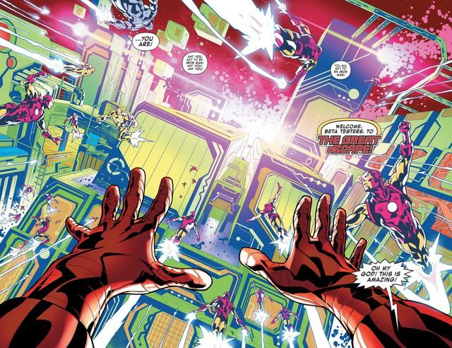 Arno Stark cùng bộ giáp God-Killer sẽ... thay thế Iron Man Tony Stark trong truyện tranh? - Ảnh 4.