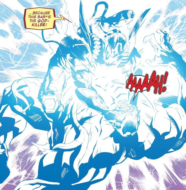 Arno Stark cùng bộ giáp God-Killer sẽ... thay thế Iron Man Tony Stark trong truyện tranh? - Ảnh 6.