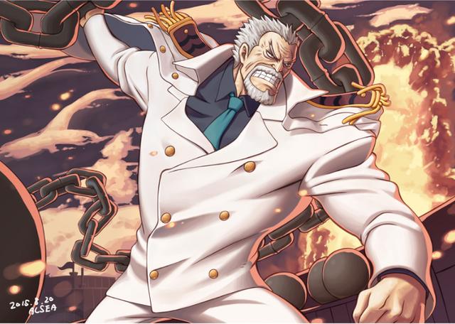 One Piece: Mối quan hệ thật sự giữa hải tặc huyền thoại Rocks D. Xebec và anh hùng hải quân Monkey D. Garp? - Ảnh 4.