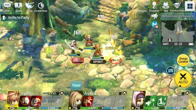 Game nhập vai tuyệt phẩm Spiritwish hiện đã cho phép game thủ đăng ký chơi thử bản tiếng Anh - Ảnh 3.