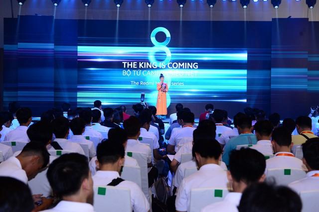 Smartphone siêu phẩm Redmi Note 8 Pro ra mắt tại Việt Nam: Chiến game mạnh mẽ, pin trâu, camera tuyệt đẹp giá chỉ từ 6 triệu đồng - Ảnh 1.