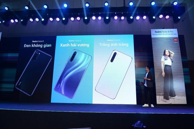 Smartphone siêu phẩm Redmi Note 8 Pro ra mắt tại Việt Nam: Chiến game mạnh mẽ, pin trâu, camera tuyệt đẹp giá chỉ từ 6 triệu đồng - Ảnh 5.
