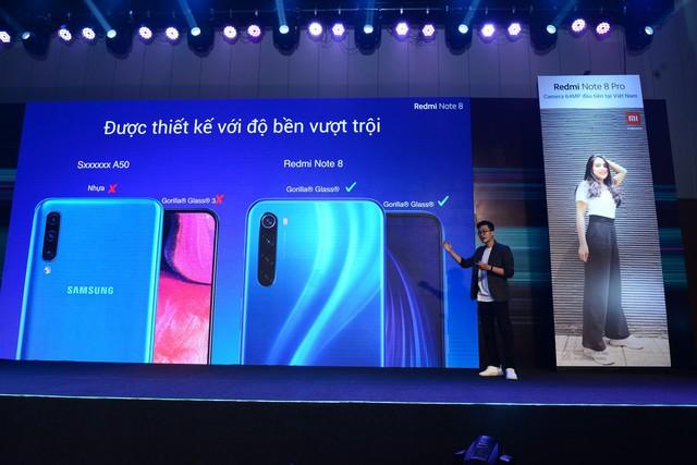 Smartphone siêu phẩm Redmi Note 8 Pro ra mắt tại Việt Nam: Chiến game mạnh mẽ, pin trâu, camera tuyệt đẹp giá chỉ từ 6 triệu đồng - Ảnh 6.