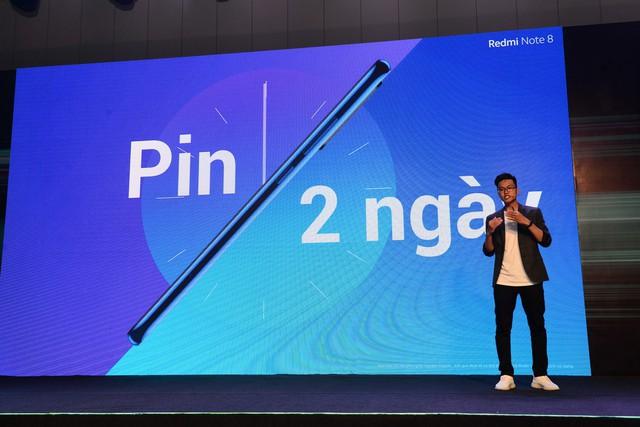 Smartphone siêu phẩm Redmi Note 8 Pro ra mắt tại Việt Nam: Chiến game mạnh mẽ, pin trâu, camera tuyệt đẹp giá chỉ từ 6 triệu đồng - Ảnh 7.