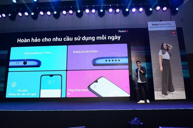 Smartphone siêu phẩm Redmi Note 8 Pro ra mắt tại Việt Nam: Chiến game mạnh mẽ, pin trâu, camera tuyệt đẹp giá chỉ từ 6 triệu đồng - Ảnh 10.