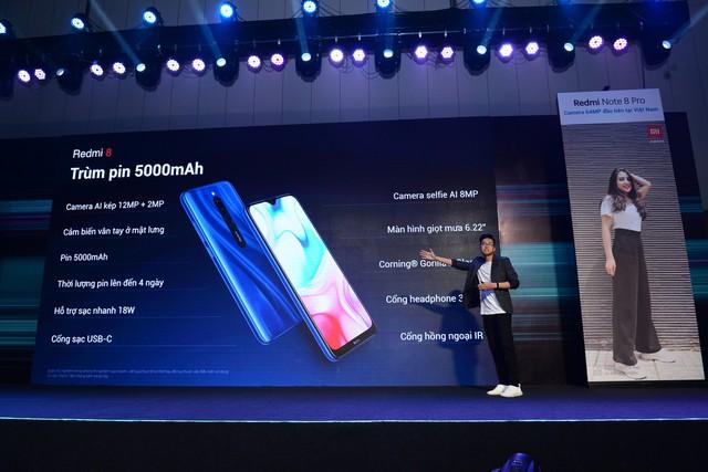 Smartphone siêu phẩm Redmi Note 8 Pro ra mắt tại Việt Nam: Chiến game mạnh mẽ, pin trâu, camera tuyệt đẹp giá chỉ từ 6 triệu đồng - Ảnh 9.