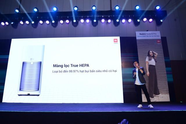 Smartphone siêu phẩm Redmi Note 8 Pro ra mắt tại Việt Nam: Chiến game mạnh mẽ, pin trâu, camera tuyệt đẹp giá chỉ từ 6 triệu đồng - Ảnh 12.