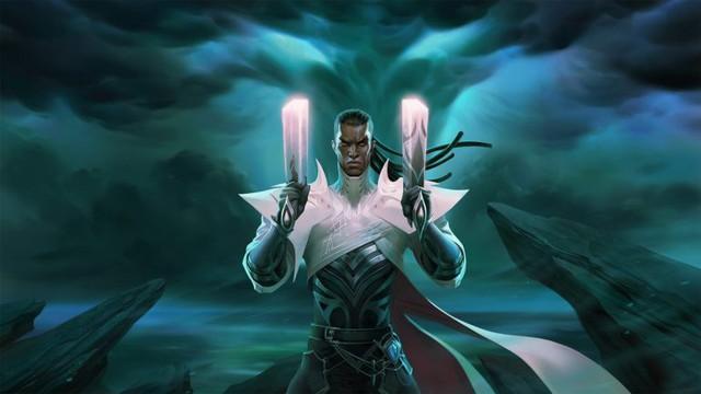 LMHT: Riot giới thiệu tướng mới theo phong cách ngôn tình bi đát, người vợ đã khuất của Lucian sẽ trở lại - Ảnh 3.