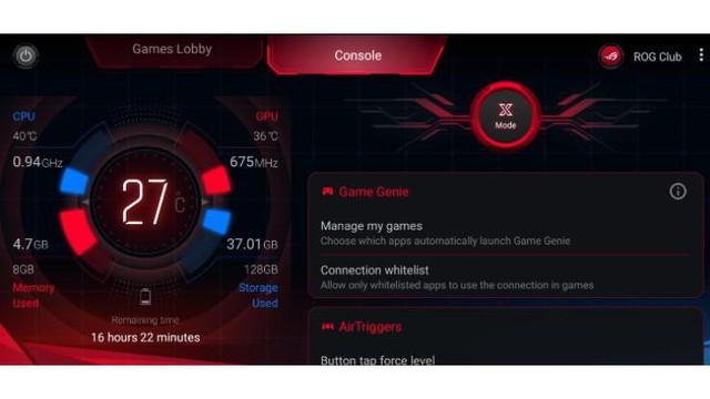 Đánh giá khả năng chơi game Asus ROG Phone 2: Thỏa mãn mọi game thủ - Ảnh 3.