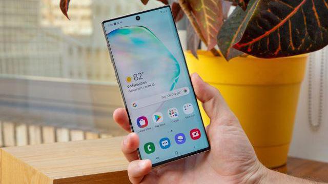 Những smartphone của Samsung không thể bỏ qua thời điểm hiện tại 2019 - Ảnh 5.
