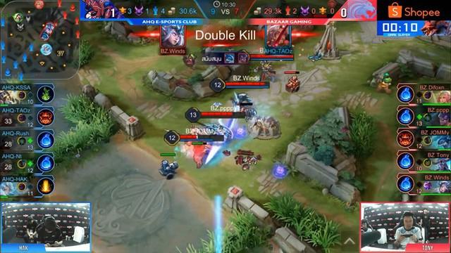 Liên Quân Mobile: Bazaar Gaming chỉ trích Garena, định bỏ giải vì bị xử ép vụ lỗi Phù Hiệu - Ảnh 2.