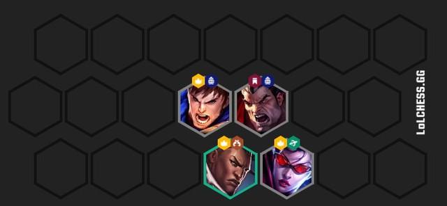 Đấu Trường Chân Lý: Tìm hiểu đội hình siêu phòng thủ Hiệp Sĩ - Hộ Vệ khắc chế meta cực mạnh - Ảnh 2.
