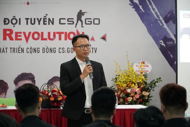 GTV.Revolution ra mắt: Khẳng định hướng đi chuyên nghiệp của GTV - Ảnh 2.