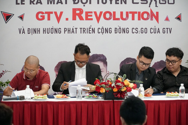 GTV.Revolution ra mắt: Khẳng định hướng đi chuyên nghiệp của GTV - Ảnh 3.