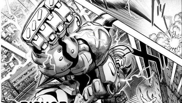 One-Punch Man: Nhìn lại 6 phép biến đổi chiến thuật mà Drive Knight dùng để hạ quái vật cấp rồng Nyan - Ảnh 4.