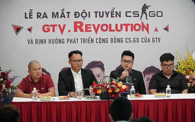 GTV.Revolution ra mắt: Khẳng định hướng đi chuyên nghiệp của GTV - Ảnh 4.