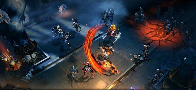 Dù bị chê bai thậm tệ nhưng ngày ra mắt chính thức của Diablo Immortal vẫn rất hot trên toàn thế giới - Ảnh 3.
