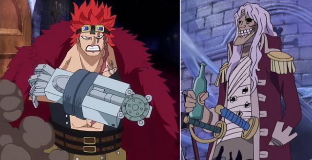 One Piece: Thân thế của Eustass Kid có liên quan đến băng hải tặc huyền thoại Rocks? - Ảnh 3.