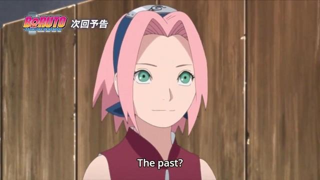 Xem trước Boruto tập 129: Sasuke tâm sự với Tsunade, Boruto phấn khích vì được gặp cha lúc nhỏ - Ảnh 1.