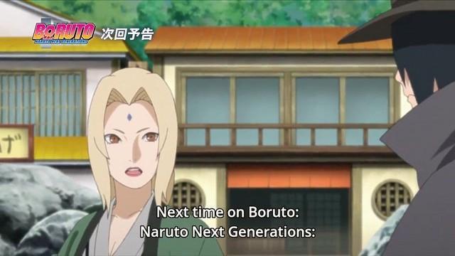 Xem trước Boruto tập 129: Sasuke tâm sự với Tsunade, Boruto phấn khích vì được gặp cha lúc nhỏ - Ảnh 2.