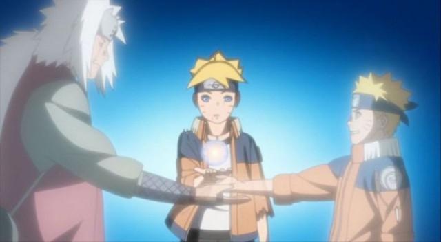 Kí ức ùa về, nhạc nền của series Naruto bất ngờ xuất hiện trở lại trong Boruto! - Ảnh 3.