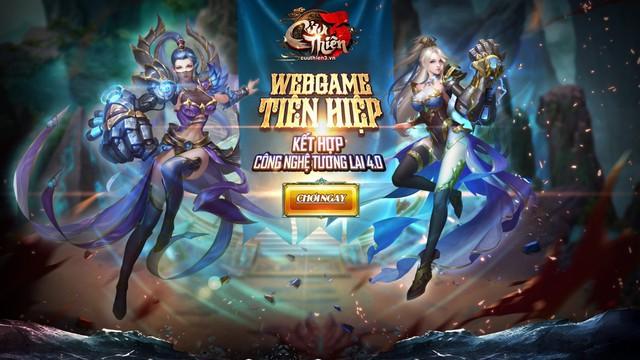 Webgame Cửu Thiên 3 liệu có đứng vững trước cơn bão game mobile hiện nay? - Ảnh 3.