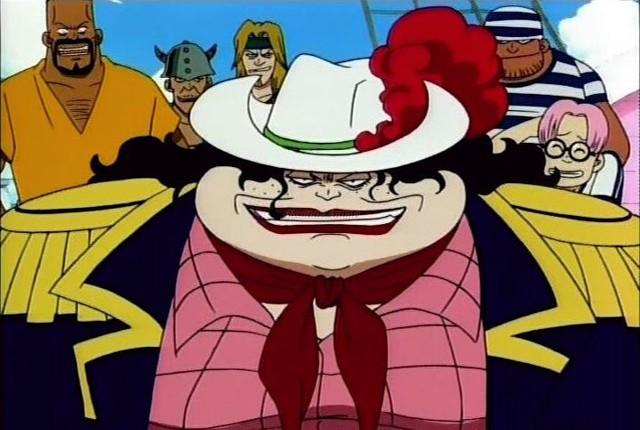 Đây chính là 10 nhân vật phản diện ăn hại đáng bị lãng quên nhất trong One Piece (P1) - Ảnh 3.