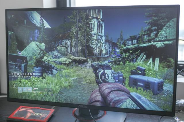 Đánh giá nhanh màn hình Asus VG258QR: Màn hình siêu nhanh dành cho dân FPS có mức giá cực mềm - Ảnh 9.