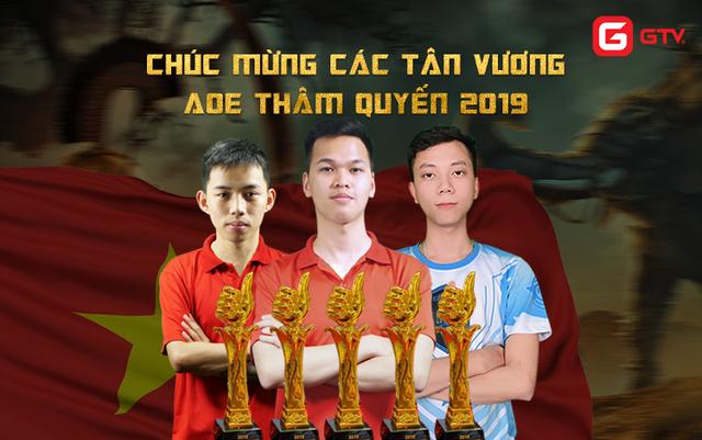 Việt Nam thâu tóm toàn bộ 5 chức vô địch giải AoE Trung Việt, riêng Chim Sẻ đã có 4 cup - Ảnh 1.