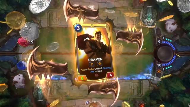 Cận cảnh 20 phút game thẻ bài LMHT - Legends of Runeterra - Ảnh 1.