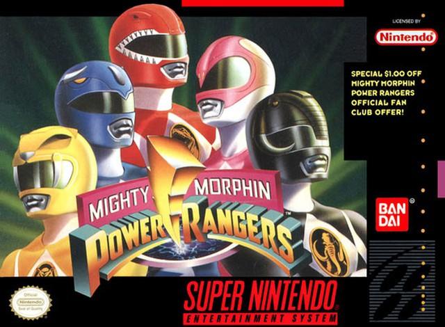 5 tựa game về 5 anh em siêu nhân huyền thoại đáng chơi nhất từ trước đến nay - Ảnh 1.