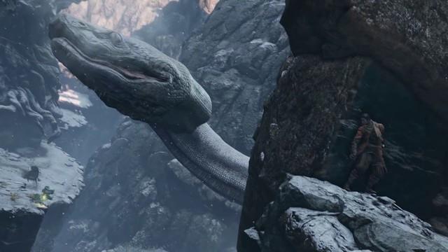 Những con rắn siêu to khổng lồ từng xuất hiện trong thế giới game - Ảnh 2.